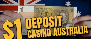 casino $1 deposit